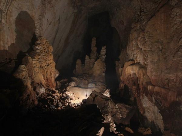 пещеры фото