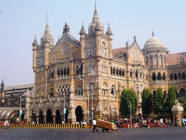 вокзал Виктория Терминус Мумбаи