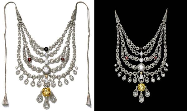 самые красивые ювелирные украшения в мире