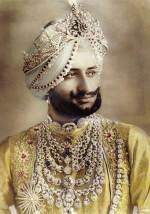 Потерянные сокровища — ожерелье Патиала