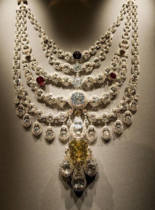 самые красивые ювелирные изделия в мире