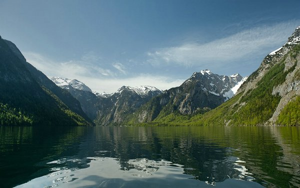 королевское озеро германия