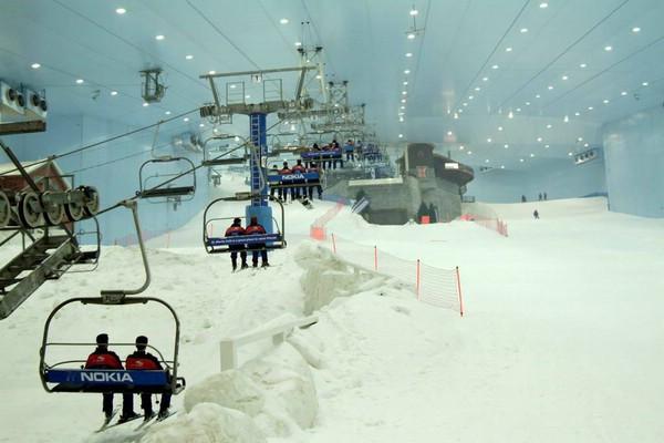 Дубай снежный комплекс инвестиции для начинающих