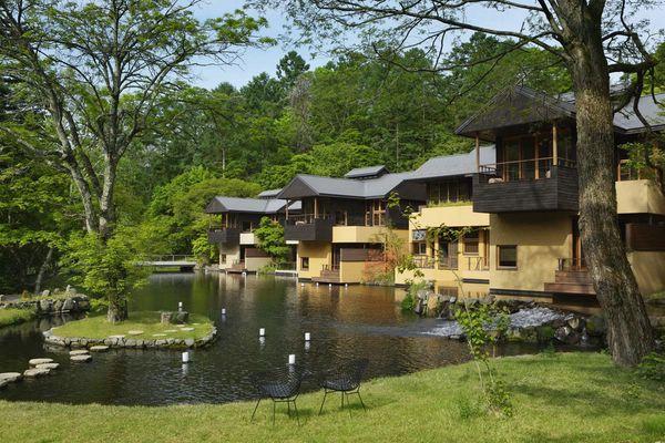 отдых в японии отели
