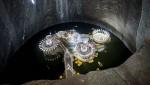 Салина Турда — соляная шахта в Румынии