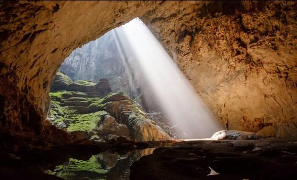 пещера Хан Сон Дунг вьетнам