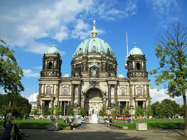 кафедральный собор берлин