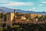 Крепость Альгамбра, Испания