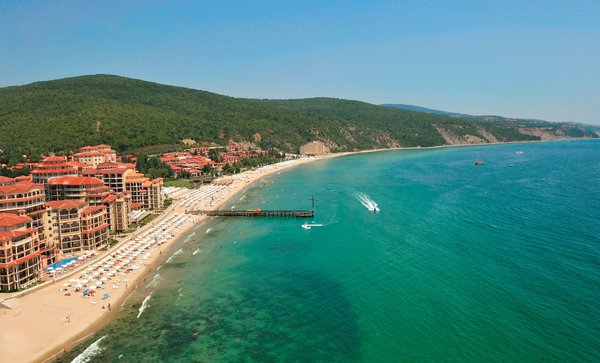 курорты болгарии елените