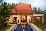 Пятизвездочный курорт Banyan Tree Phuket на острове Пхукет