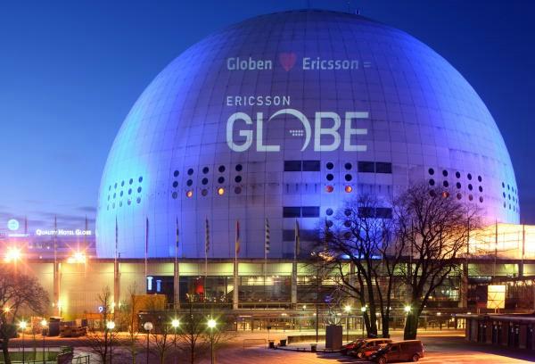 Глобен-Арена Стокгольм