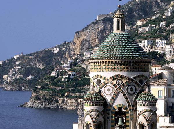 Амальфийское побережье Италия
