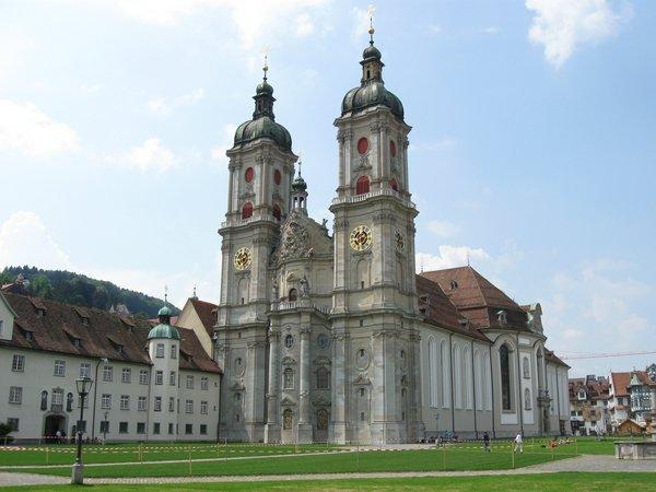 Монастырь Святого Галла, Швейцария