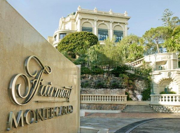отель в центре монако