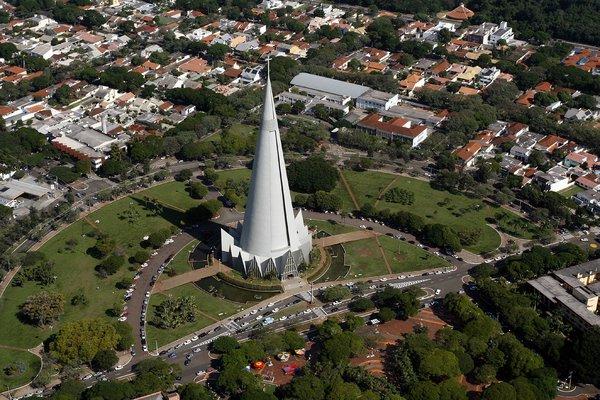 собор в маринге бразилия