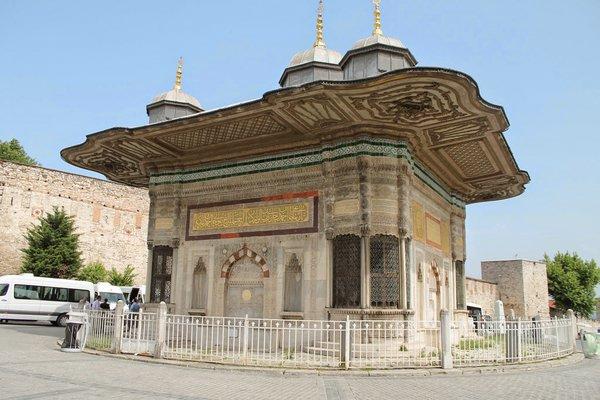 османские фонтаны стамбула