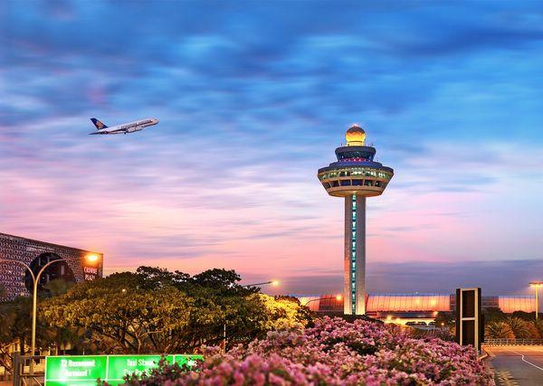 Международный аэропорт Чанги, Сингапур