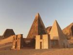 Древние пирамиды Нубии