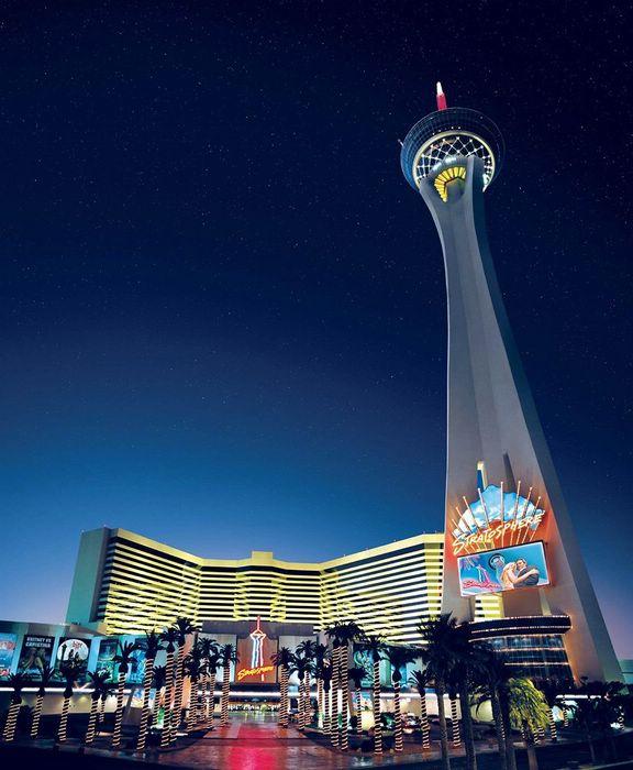 отель-казино Stratosphere Las Vegas