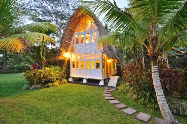 красивый домик фото