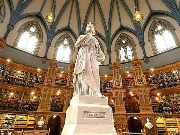 Библиотека в Клементинум Прага