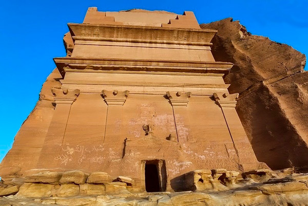 набатийское царство древняя гробница