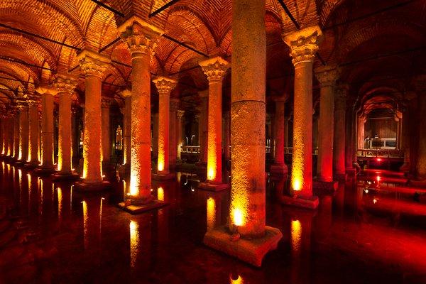 Цистерна Базилика фото
