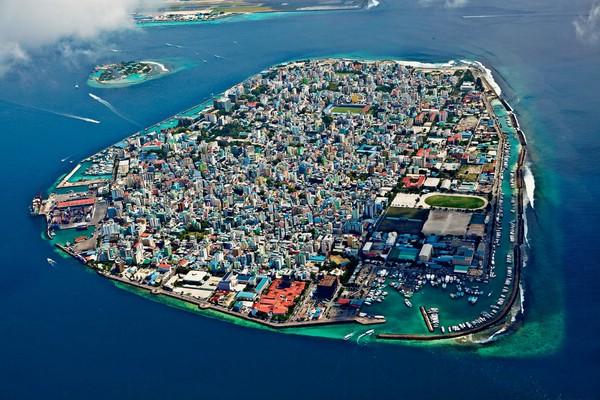 мальдивы остров мале