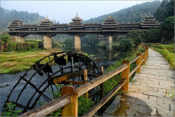 Мост Ченьян Китай