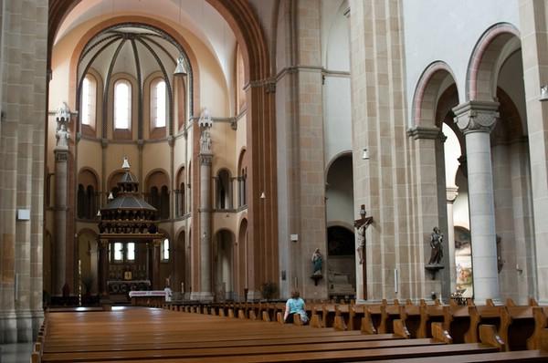 Юбилейная церковь в Вене