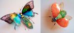 Компьютерные жуки художницы Джулии Чаппел