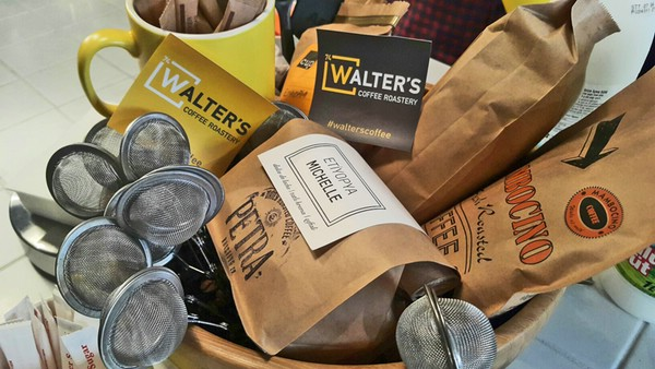 Walter's Coffee Roastery кофейня в стамбуле