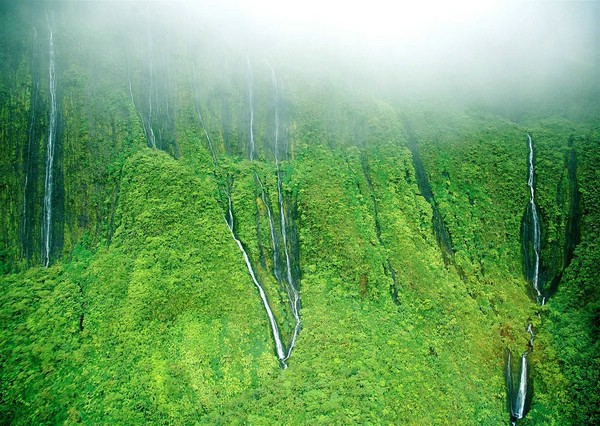 вулкан Ваиалеале фото