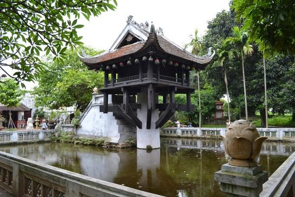 пагода Чуа Мот Кот Ханой