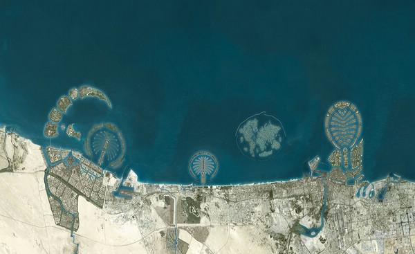 Вид дубай из космоса дубай в октябре отзывы туристов