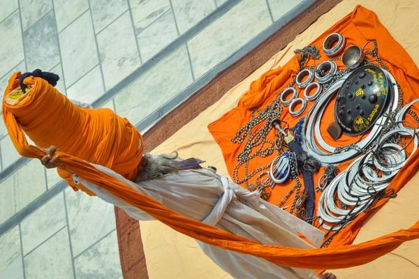 сикх Автар Сингх Мауни фото