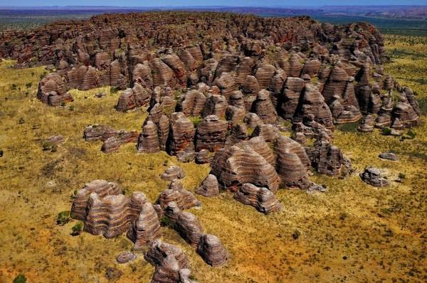 национальный парк Пурнулулу Австралия