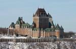 Гранд-отель Шато-Фронтенак в Квебеке, Канада