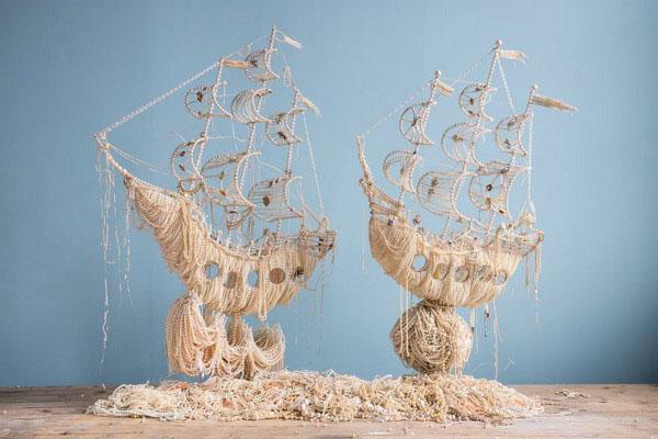 жемчужные корабли Энн Кэррингтон