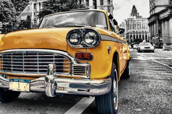 история появления такси