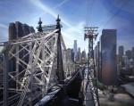 Фотореалистичные городские пейзажи Натана Уолша