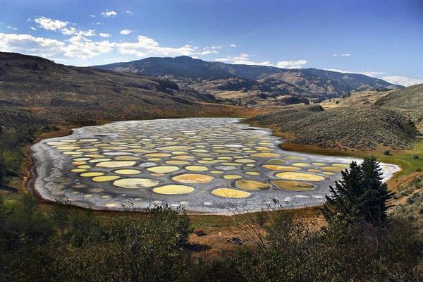 минеральное озеро клилук фото
