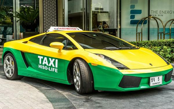 такси ламборджини дубай