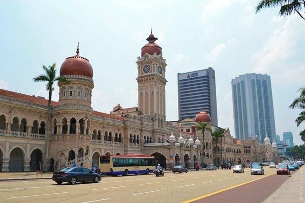 достопримечательности куала-лумпур мазайзия