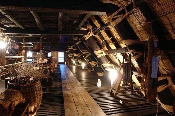 гассё-дзукури в японских селах Сиракава-го и Гокаяма