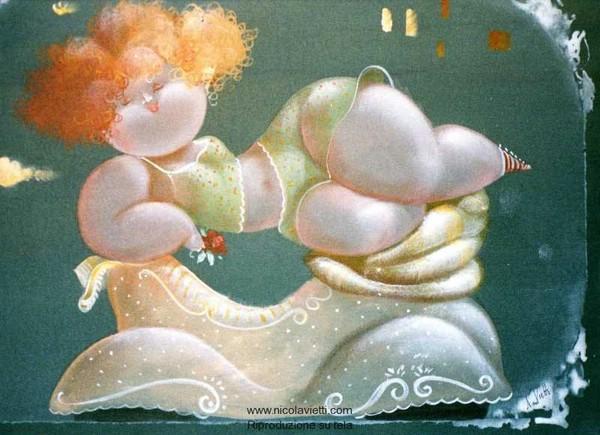 картины Никола Виетти