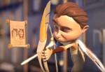 Купидон, короткая анимация о любви