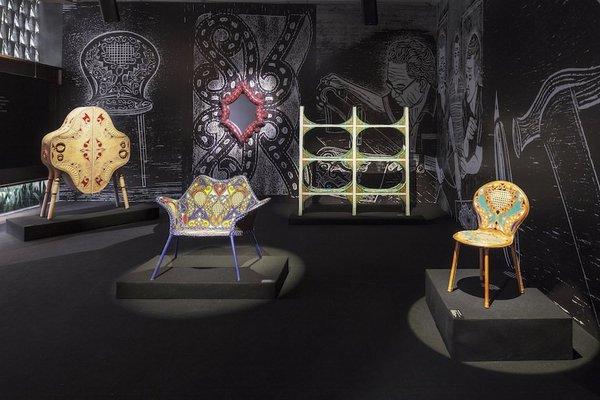 коллекция мебели Cangaco