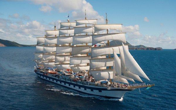 круизная яхта Royal Clipper 1