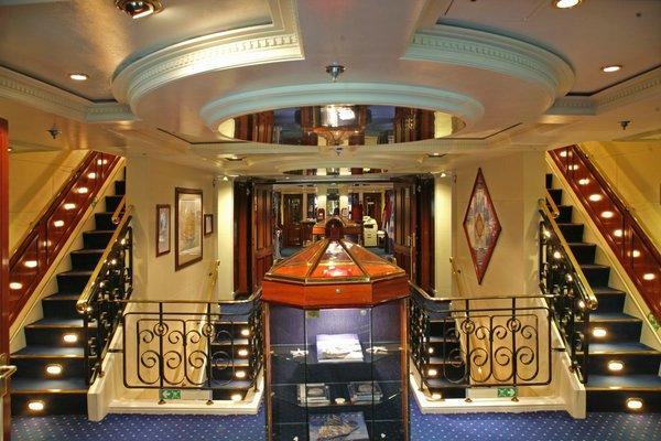 круизная яхта Royal Clipper